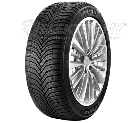 Pneumatiky Michelin Cross Climate SUV